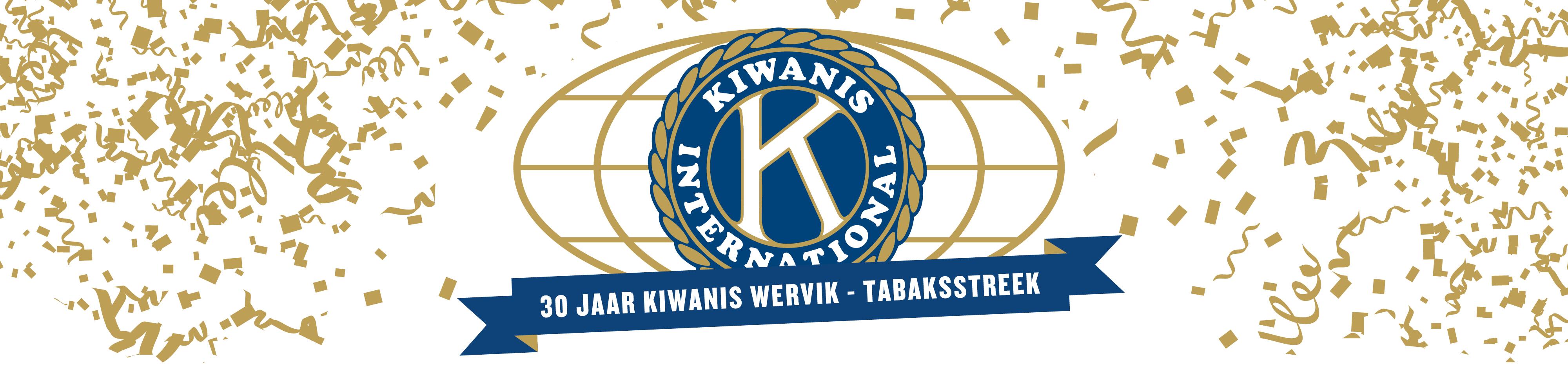 30 Jaar Kiwanis Wervik